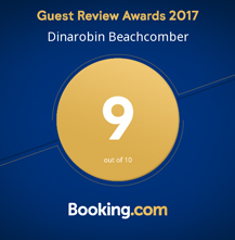 Dinarobin Beachcomber - Awards