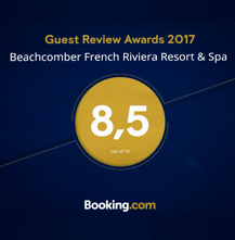 Beachcomber French Riviera - Awards
