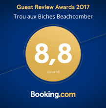 Trou aux Biches Beachcomber - Awards