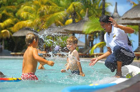 Kids Club - Dinarobin Hotel Golf & Spa - Families
