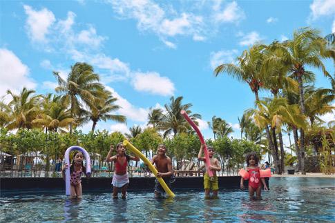 Kidsclub - Le Mauricia - Family