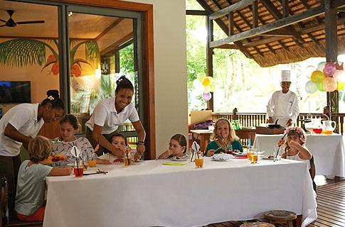 Kids Club - Bob Marlin - Royal Palm Mauritius - Families