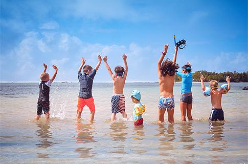 Kids Club - Shandrani Resort & Spa - Families