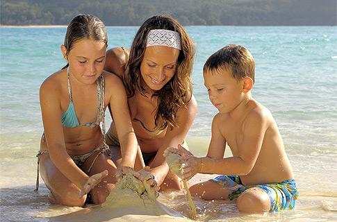 Kidsclub - Sainte Anne Island - Families