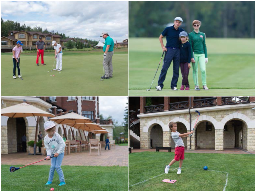 Pestovo Beachcomber Family Cup A Great Round Of Autumn
