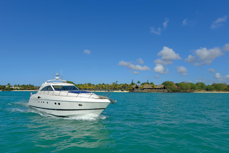 Luxury Yacht Royal Princess Palm Mauritius