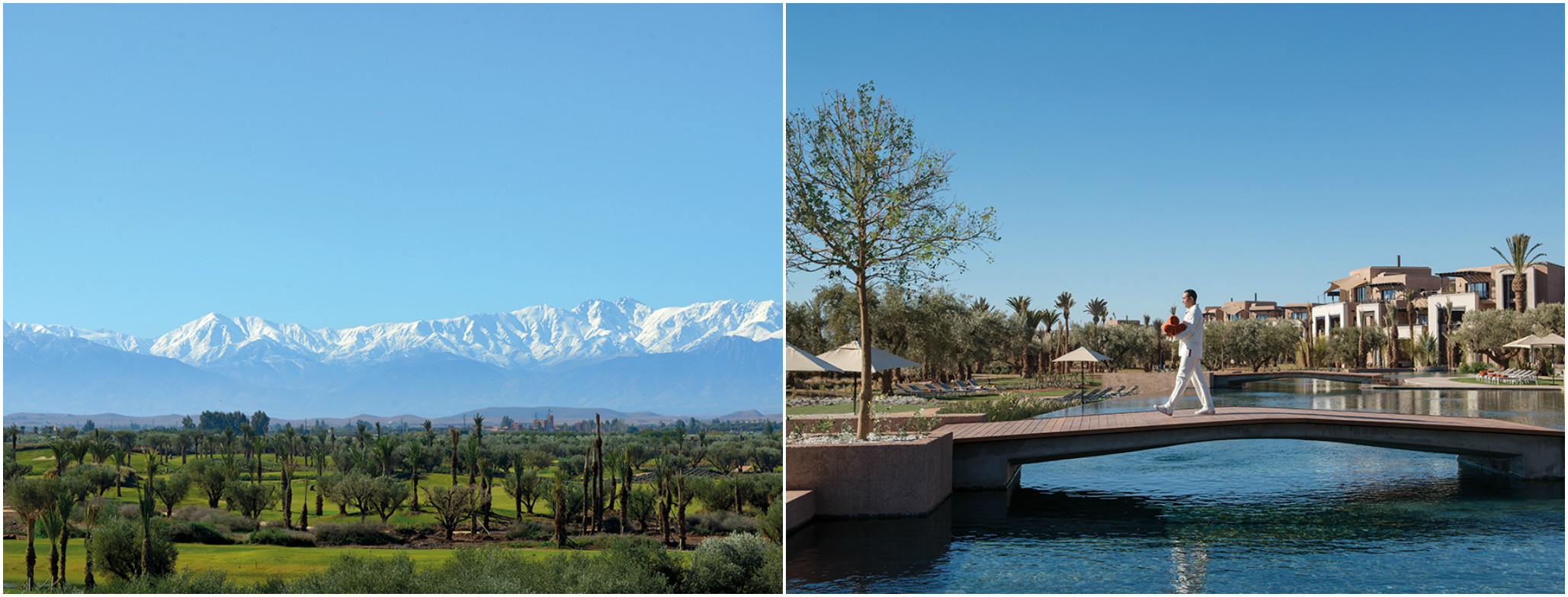 Royal palm marrakech among the leading hotels of the world for The finest hotels of the world