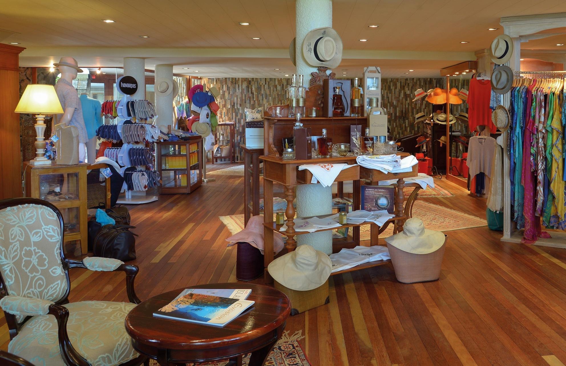 Boutiques Royal Palm - Beachcomber - Mauritius