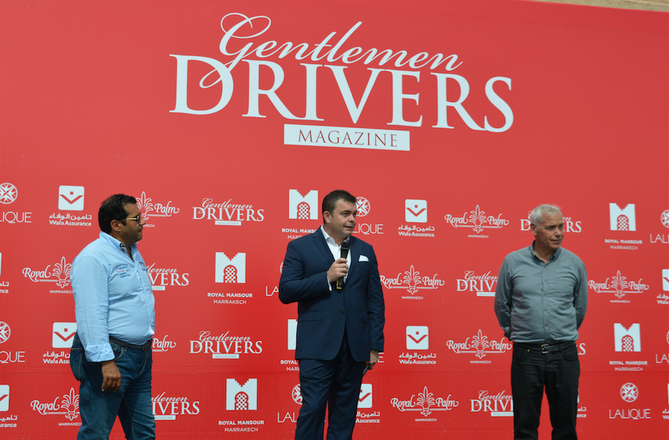 Gentlemen drivers awards