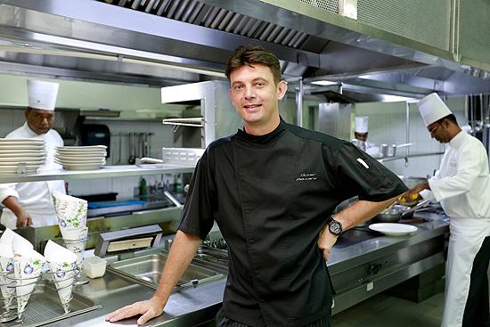 Chef Shandrani