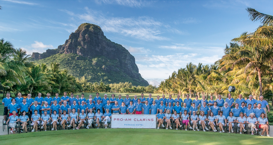 THE CLARINS PRO-AM TURNS 10