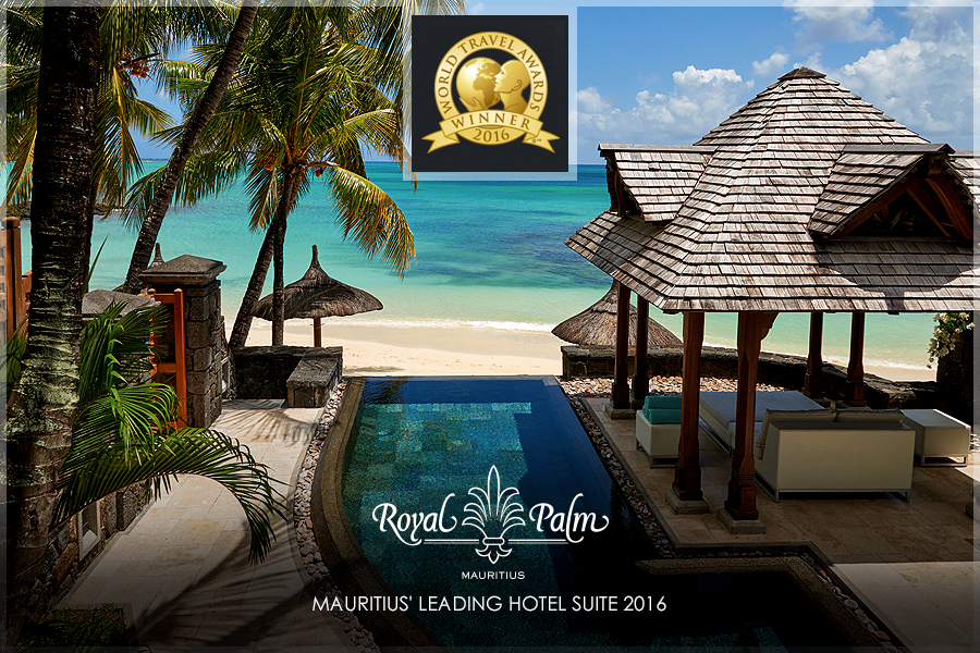 Royal Palm Mauritius' Leading Hotel Suite