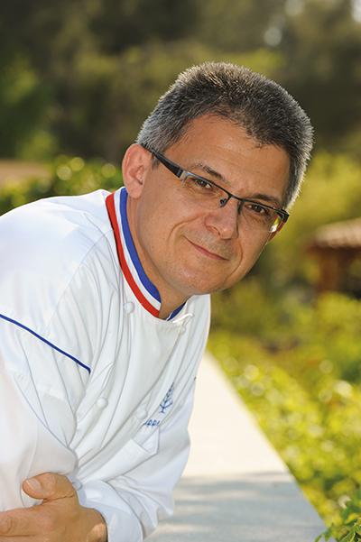 Chef Jourdin