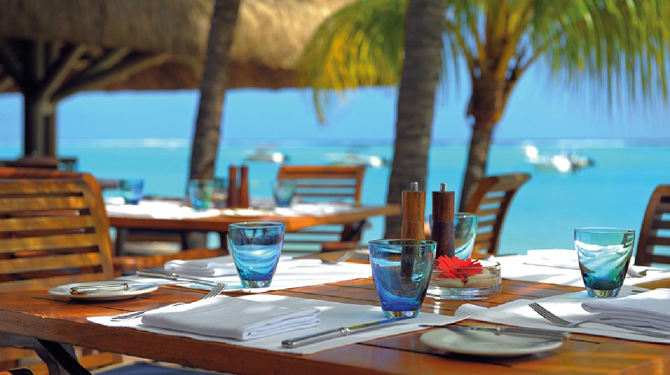 Blue Marlin Hotel Restaurant Menu