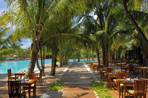 L'harmonie - Dinarobin Hotel Golf & Spa -Restaurant - Dining