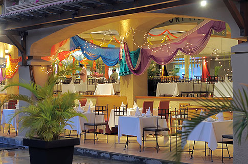 Les Quais - Le Mauricia - Restaurant - Dining