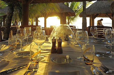 La Ravanne - Paradis Hotel & Golf Club - Restaurant - Dining
