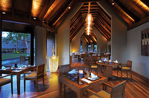 Blue Ginger - Trou aux Biches Resort & Spa - Restaurant - Dining