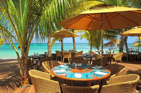 Le Deck - Trou aux Biches Resort & Spa - Restaurant - Dining