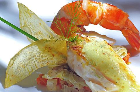 Restaurants - Le Victoria - Dining