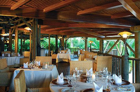 Le Mont Fleuri - Sainte Anne Island  - Restaurant - Dining