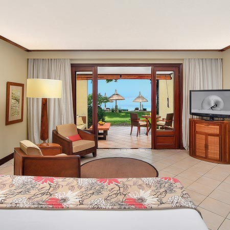 Suite Junior Con Vistas a la Playa