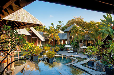 Spa- Royal Palm Mauritius - Spa & Wellness