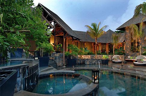 Spa - Royal Palm Mauritius - Spa & Wellness