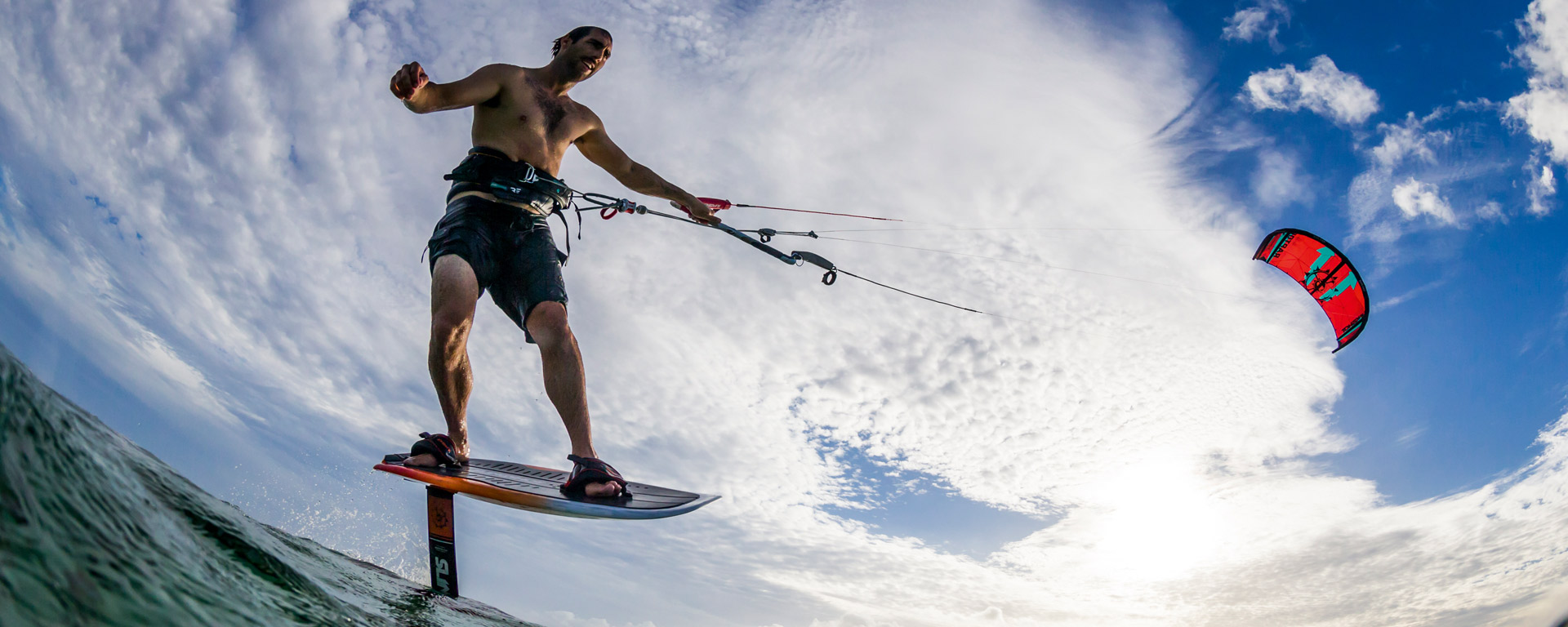 Un large choix de sports terrestres et nautiques gratuits
