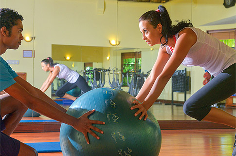 Sports Centre - Paradis Hotel & Golf Club - Sports & Activities
