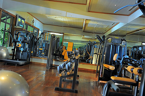 Sports Centre - Royal Palm Mauritius - Sports & Activities