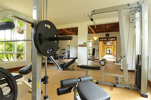 Sports Centre - Shandrani Resort & Spa - Sports & Activities