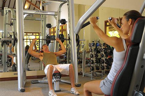 Sports Centre - Sainte Anne Island - Sports & Activities