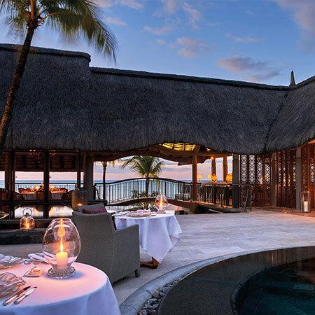 Royal Palm Beachcomber ,, Mauritius