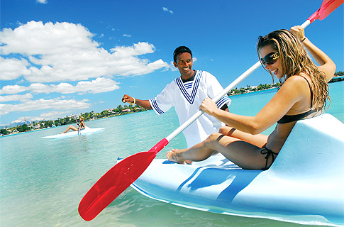 Water Sports - Le Mauricia - Sports & Activities