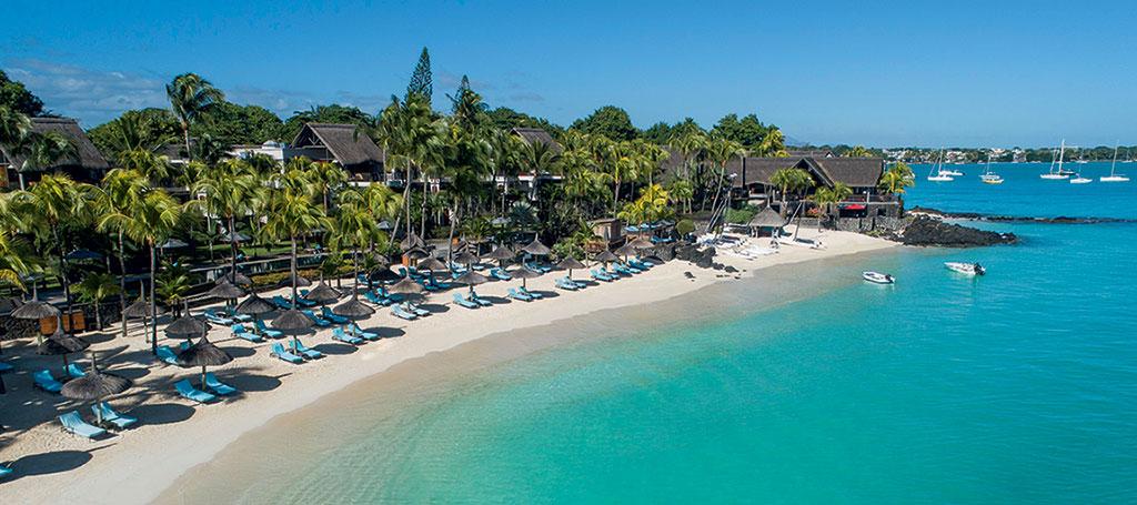 Mauritius Royal Palm - Beach