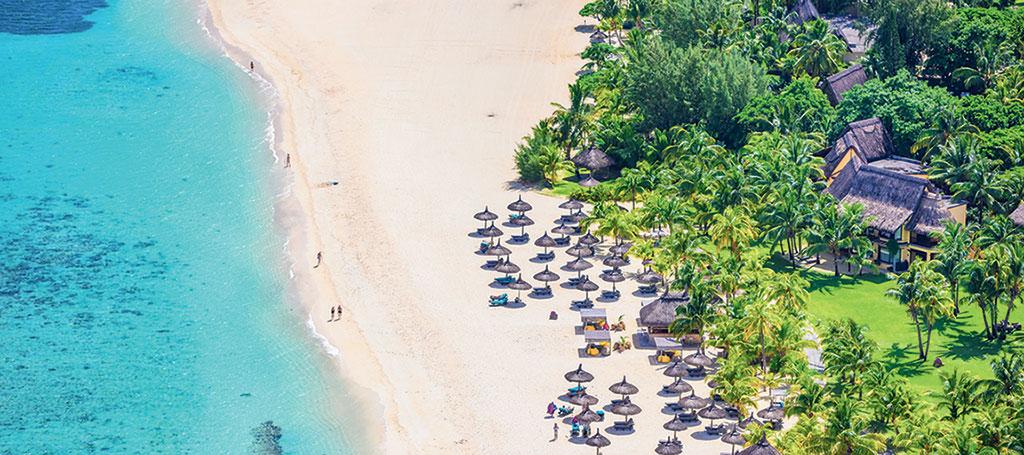 Mauritius Dinarobin Hotel Golf & Spa - Pool