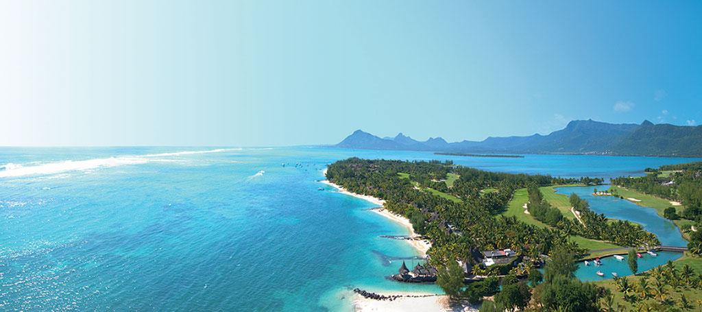 Mauritius Paradis Hotel & Golf Club - Beach