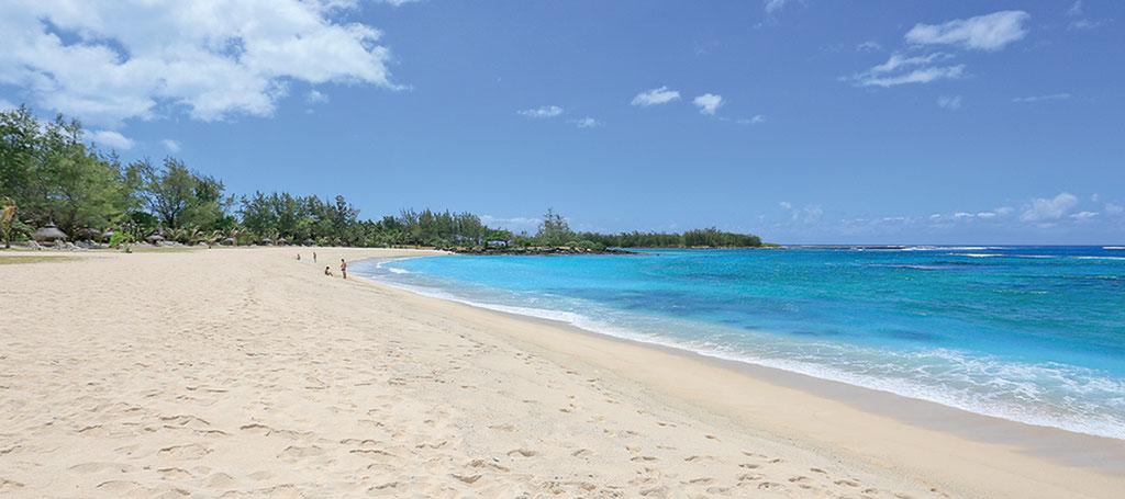 Mauritius Shandrani Resort & Spa - Beach