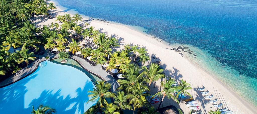 Mauritius Le Victoria - Beach