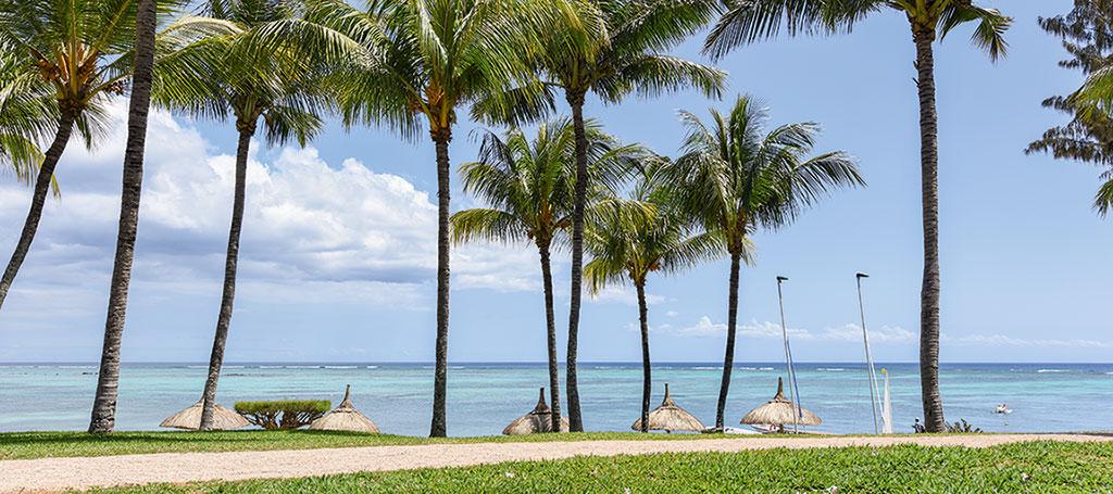 Mauritius Le Canonnier - Beach