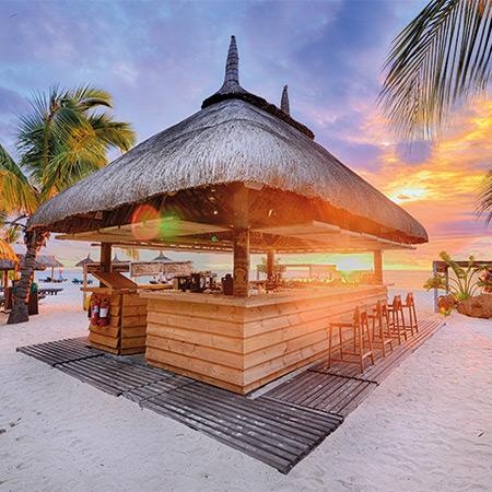 Dinarobin Beachcomber,, Mauritius