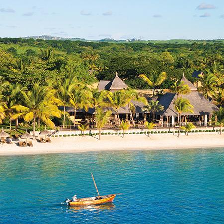 Trou aux Biches Beachcomber,, Mauritius